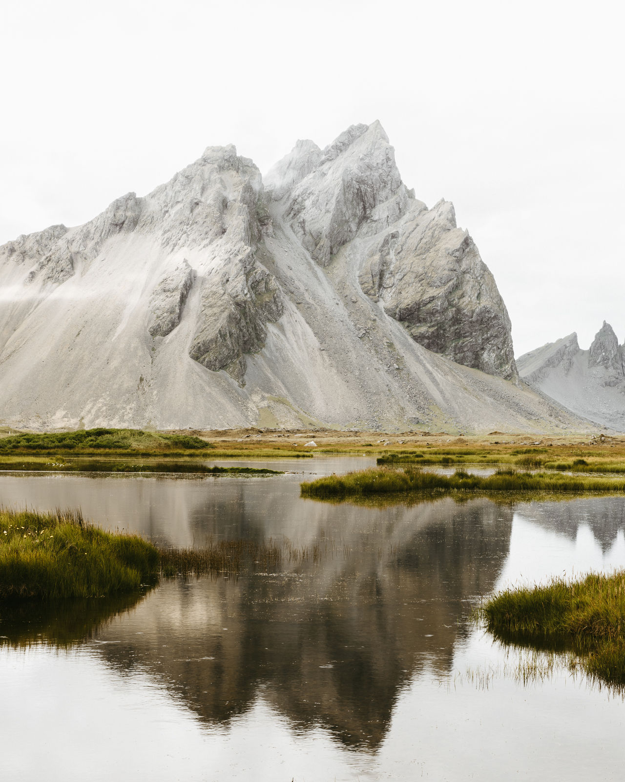 One of the fairest peaks of them all. Vesturhorn, Iceland Showcase August Iceland Mountains Reflection Landscape Scenics Eyeemphoto