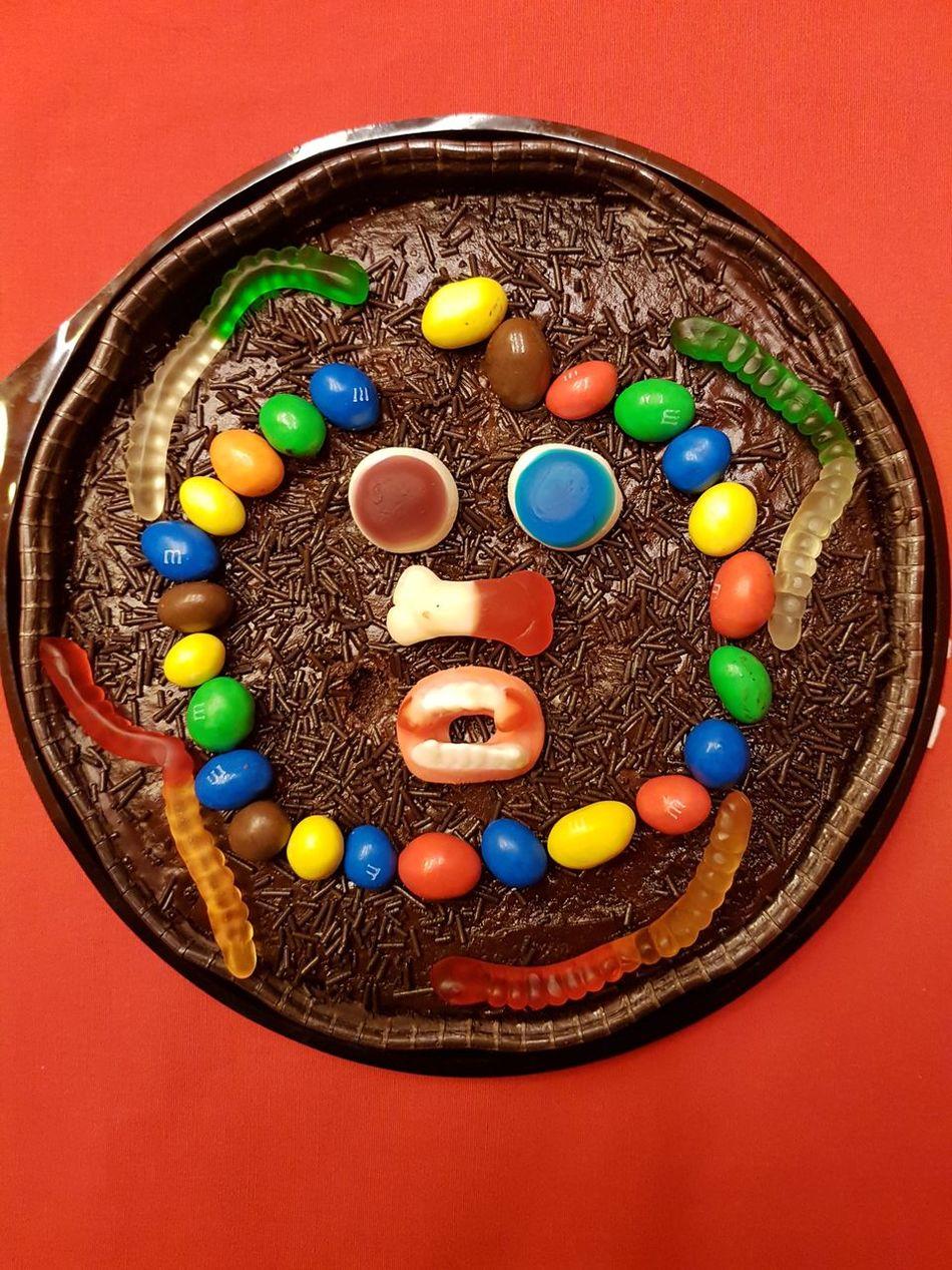 Candy Sweet Food Food And Drink Halloween Halloween Cake
