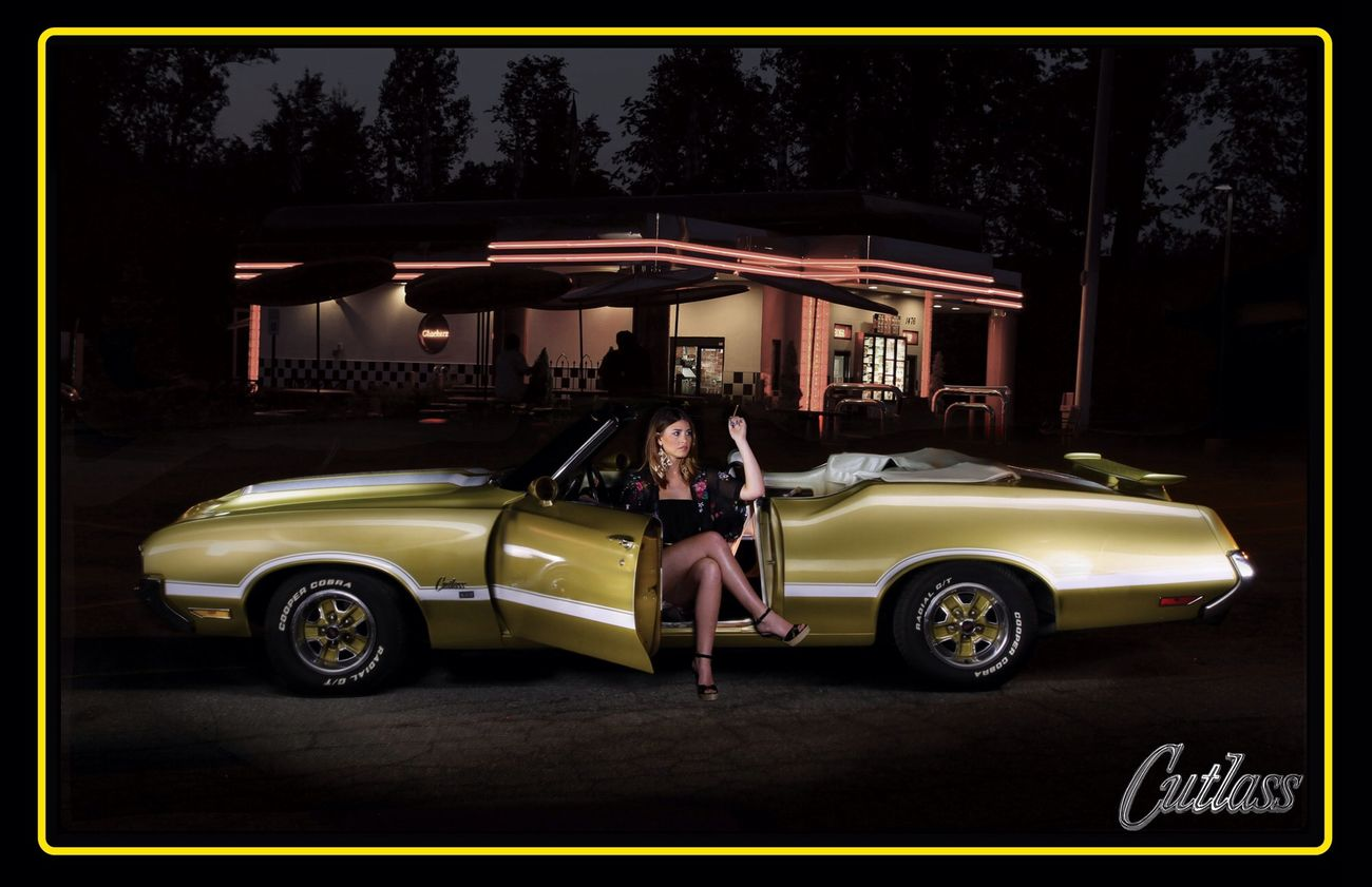 RePicture Femininity Classic Car ❀ The 70's ❀ Femme Fatale