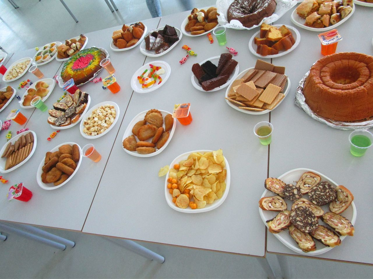 Beautiful stock photos of kuchen, food, high angle view, no people, freshness