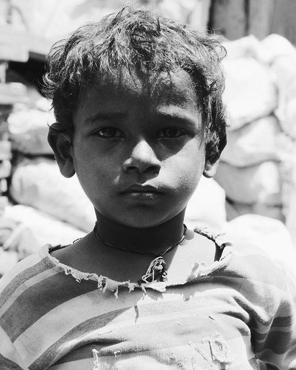 2 Mumbai Kid Anushkatee Canon Worldhunger VSCO Portrait