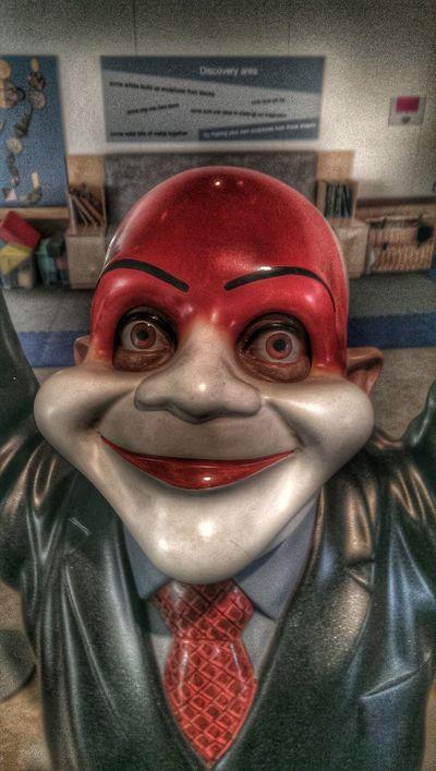Smile Mask_Porn Expressive Sculpture Discovering Great Works