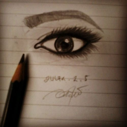 Just try :) Eyesdrawing Draw
