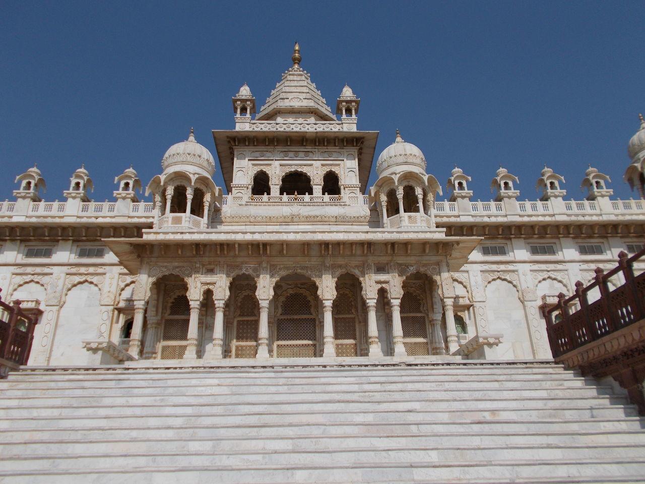 Architecture History Jaswant Thada Jodhpur Mausoleum Rajasthandiaries Marble Carvings- India