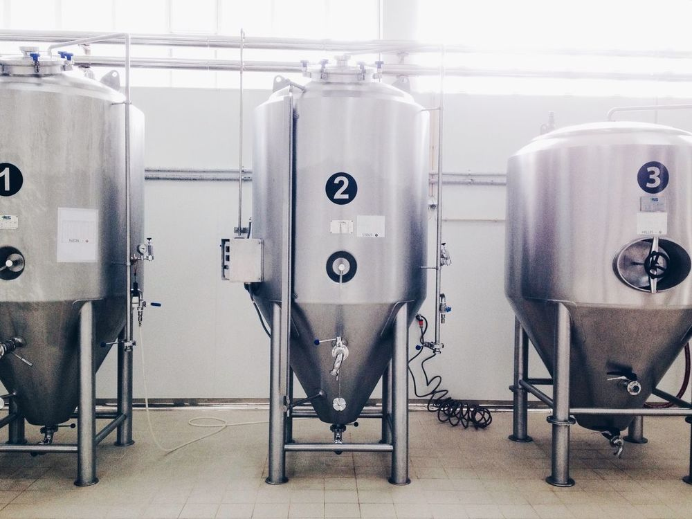 Beer Brewery Sovina Portugal