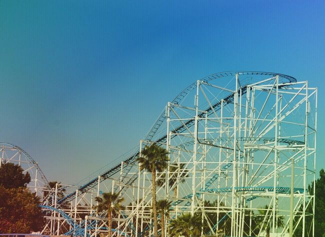 Blue Wave Funtimes Love To Take Photos ❤ Roller Coaster Family Day Exited :) Exitement And Joy