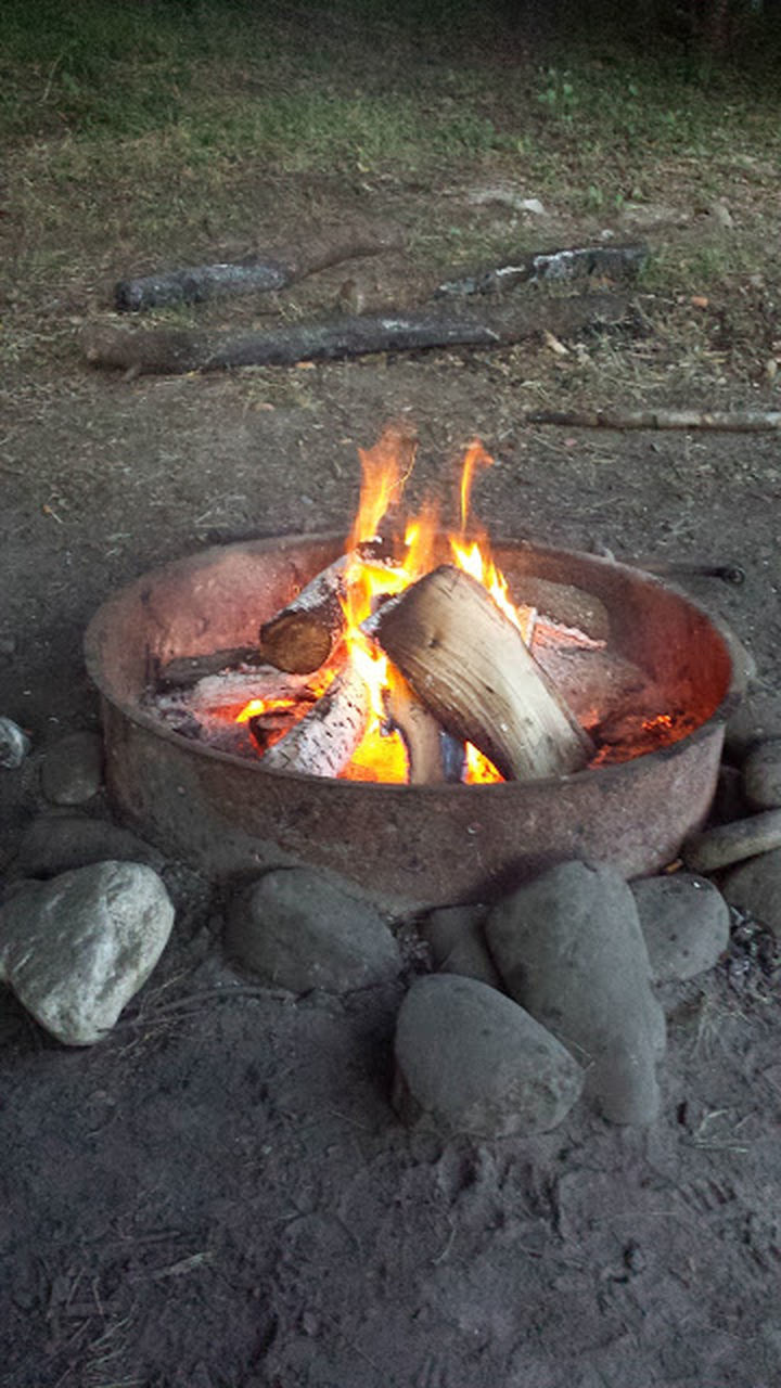 burning, heat - temperature, flame, fire, no people, outdoors, bonfire, night, nature, close-up