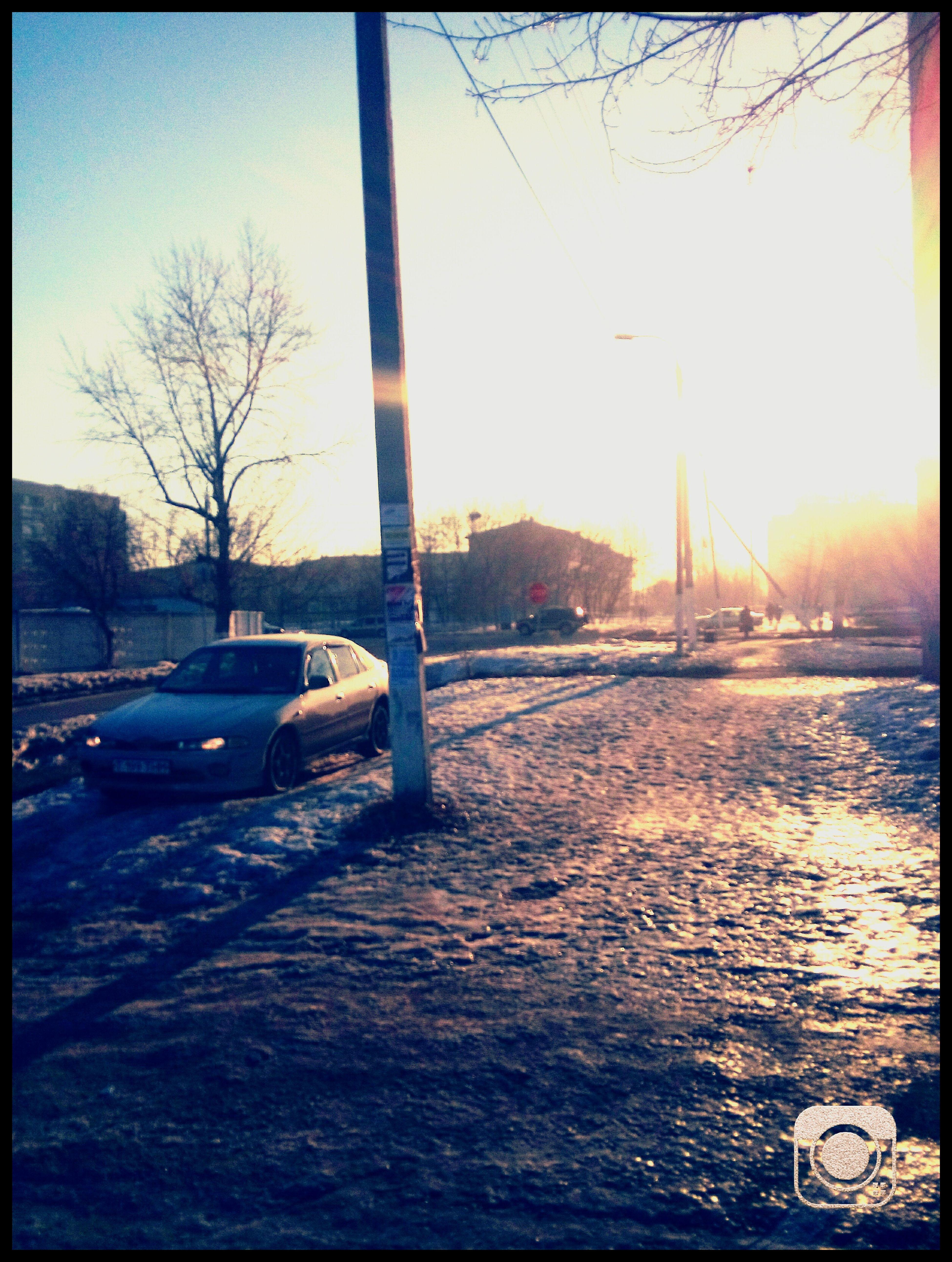 Sunshine Goodmorning ☀ Enjoying Life