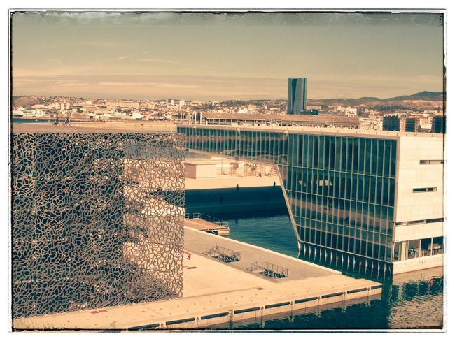 Marseille :: MUCEM And Fort St-Jean, Marseille ::