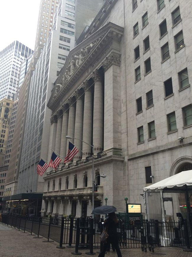 Wall Street Architecture Architecture Building Building Exterior Built Structure City City Life Day Modern New York Office Building Outdoors Travel Destinations