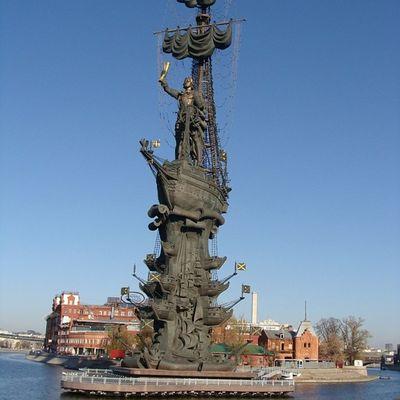 Peter der Große - Moskau