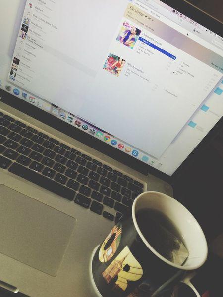 Tea Time Music Elle Varner  Cool ✌ Afternoon Tea Mug New York