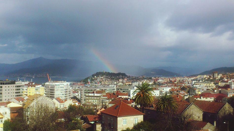 una tarde lluviosa....viernes17 de enero