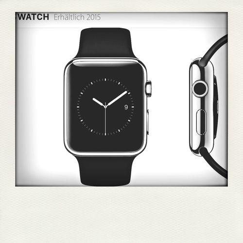 Hope 2 c u soon.... ? Apple IWatch Wonderful Cant Wait