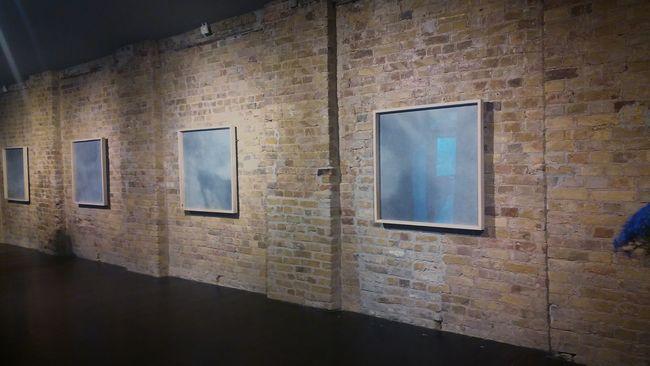 Art ArtWork Art Centre Contemporary Art щербенко арт центр' тихий проект Анны Мироновой