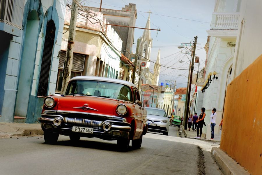 Travel Photography Cuba Street Photography Cuba Collection Vintage Car Been There, Done That