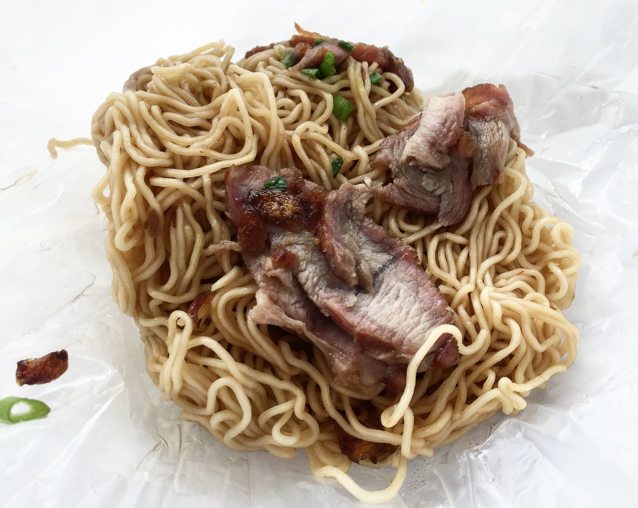 Take away food for breakfast Asian Food Char Siew Food Kolo Mee Littlefoodtrail Noodles Roast Pork Take Away
