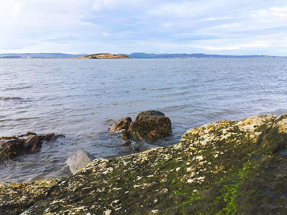 Sea Water No People Nature Scenics Beach Cramond Edinburgh EyeEmNewHere