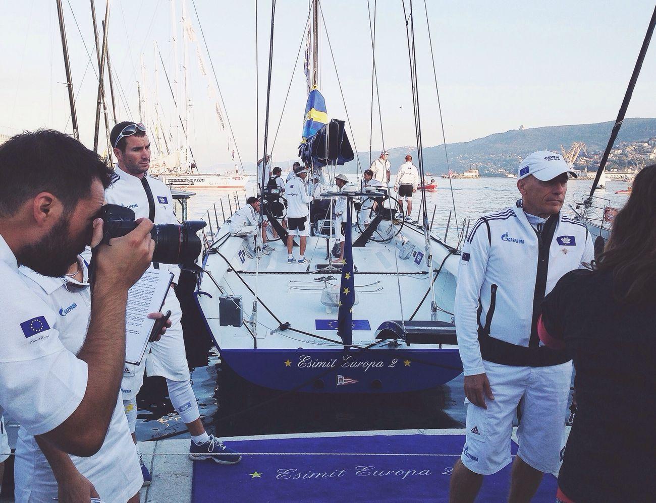 Barcolana46i Trieste] barcolana46 Fuoriregata Trieste