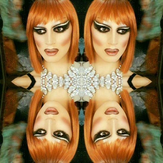 Makeupartist Dragqueen  Selfie Beautiful www.crystalshow.com.ua