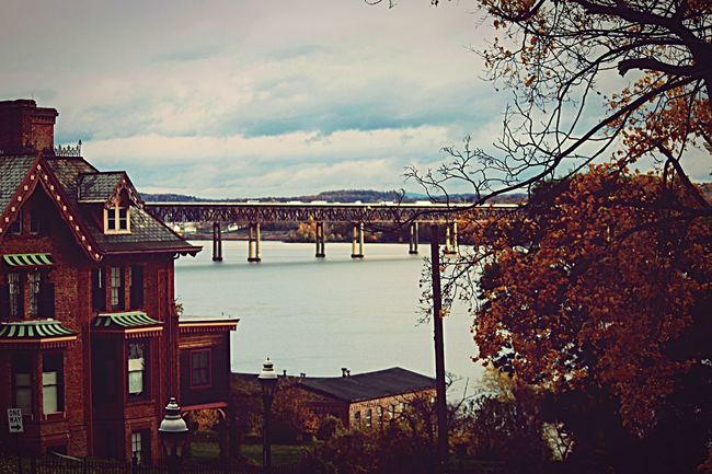 Newburgh New York Newburgh Nbny Hudson Valley Hudson River Newburgh Beacon Bridge Orange County Ny Landscape_photography Color Photography NYS