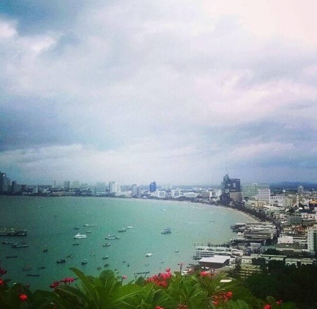 Cityscapes Pataya Thailand