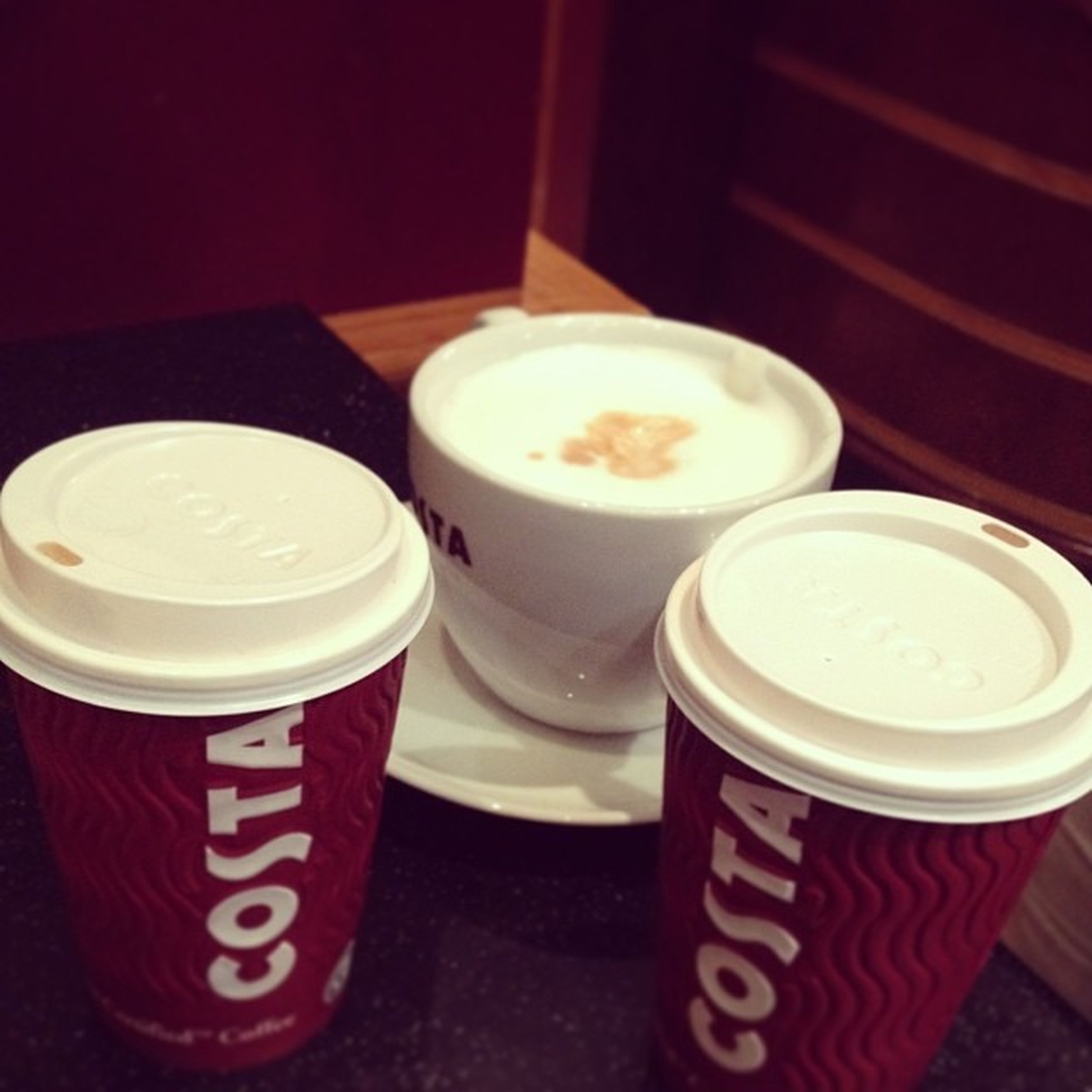 @ costa with guys 😍