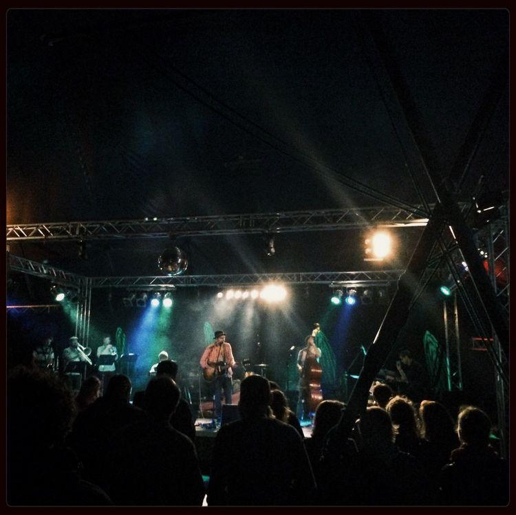 Homesick Astronauts Live Finkenwerder Kulturfest