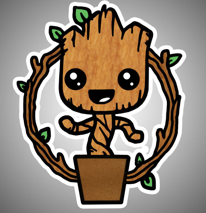 Baby Groot Baby Groot GUARDIANSOFTHEGALAXY Guardians Of The Galaxy I Am Groot Cartoon Dancing Groot Groot Groot Dancing Illustration Little Groot