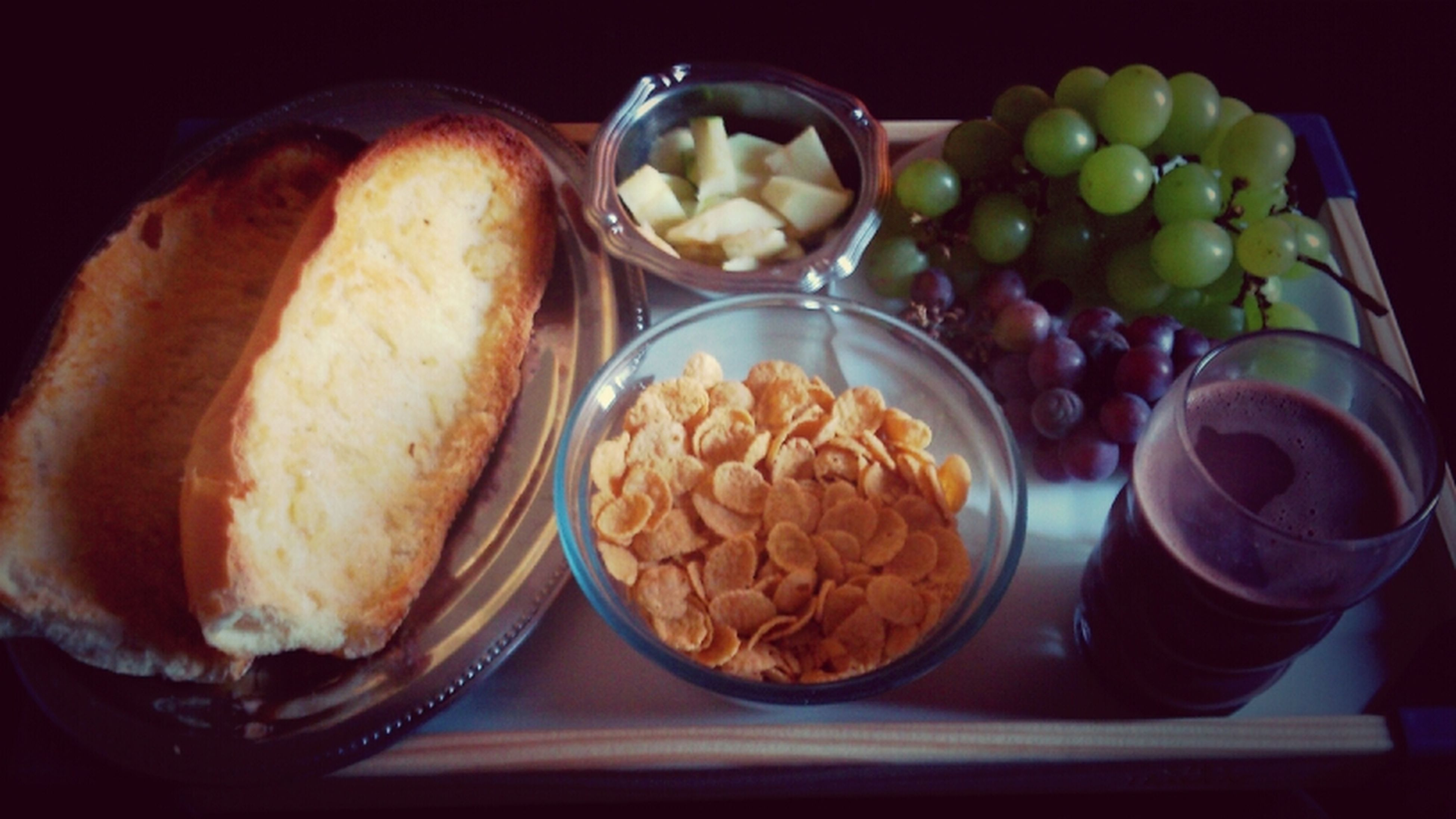 food and drink, food, freshness, indoors, still life, ready-to-eat, healthy eating, plate, table, bowl, indulgence, high angle view, sweet food, serving size, close-up, meal, dessert, fruit, no people, breakfast