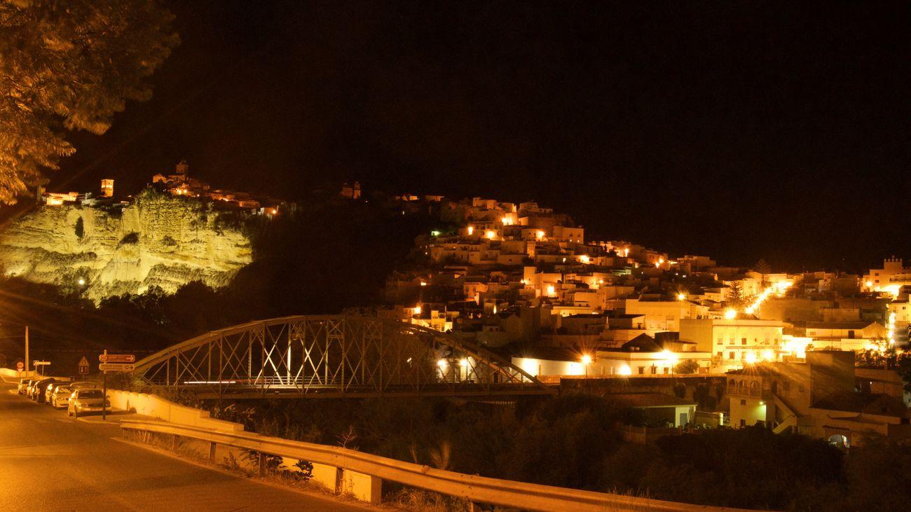 Arcos De La Frontera Cadiz Pueblos De España
