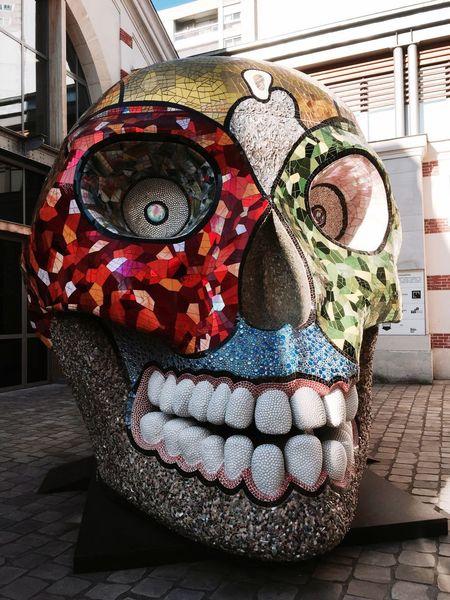 Le104 Art Sculpture