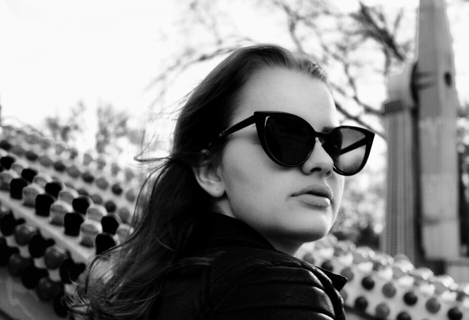 Marta ❣️ Sunglasses Headshot Young Adult One Person Beauty Women One Woman Only Young Women Beautiful Woman Day Adult People Outdoors Portrait Only Women Real People One Young Woman Only Adults Only Millennial Pink