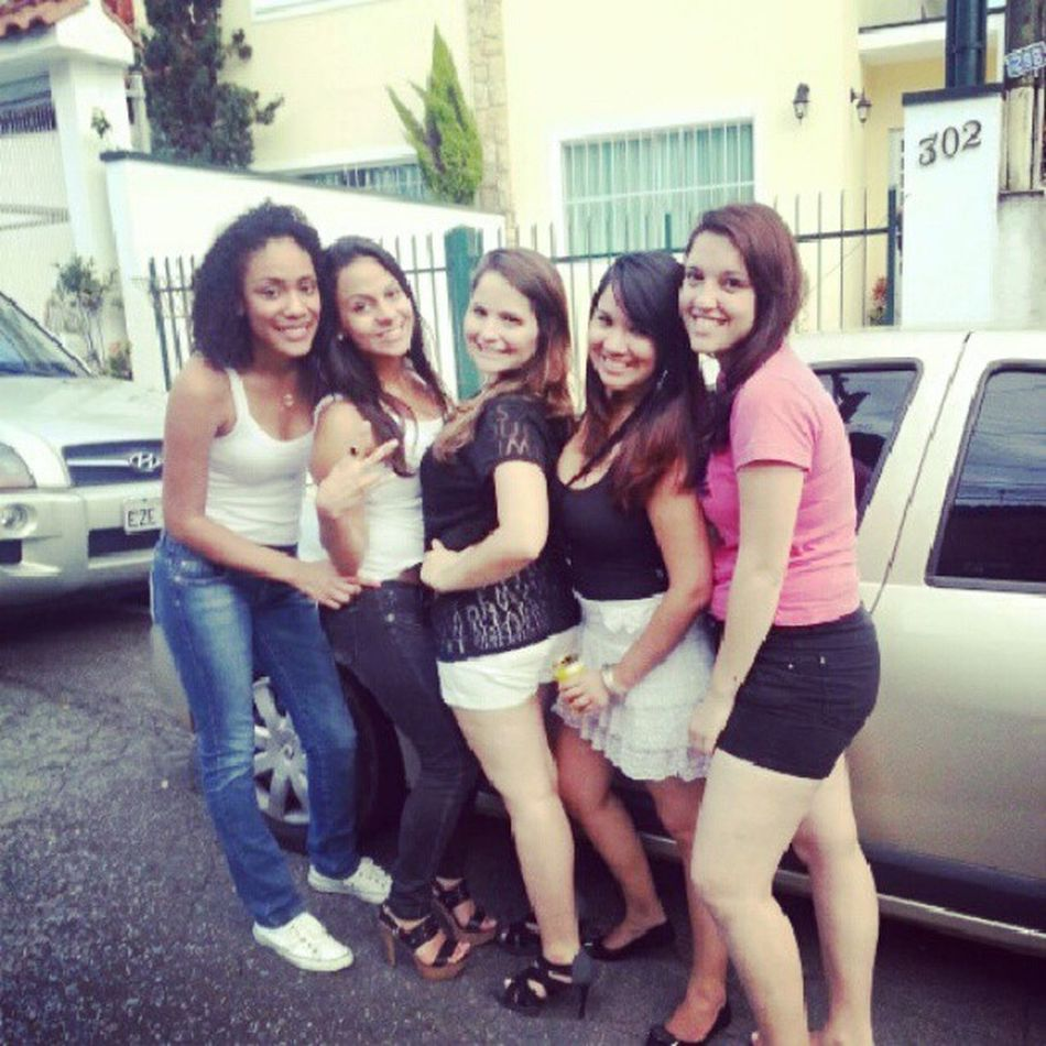 É...as menininhas cresceram ! @marianacmarques ChurrasDaDre