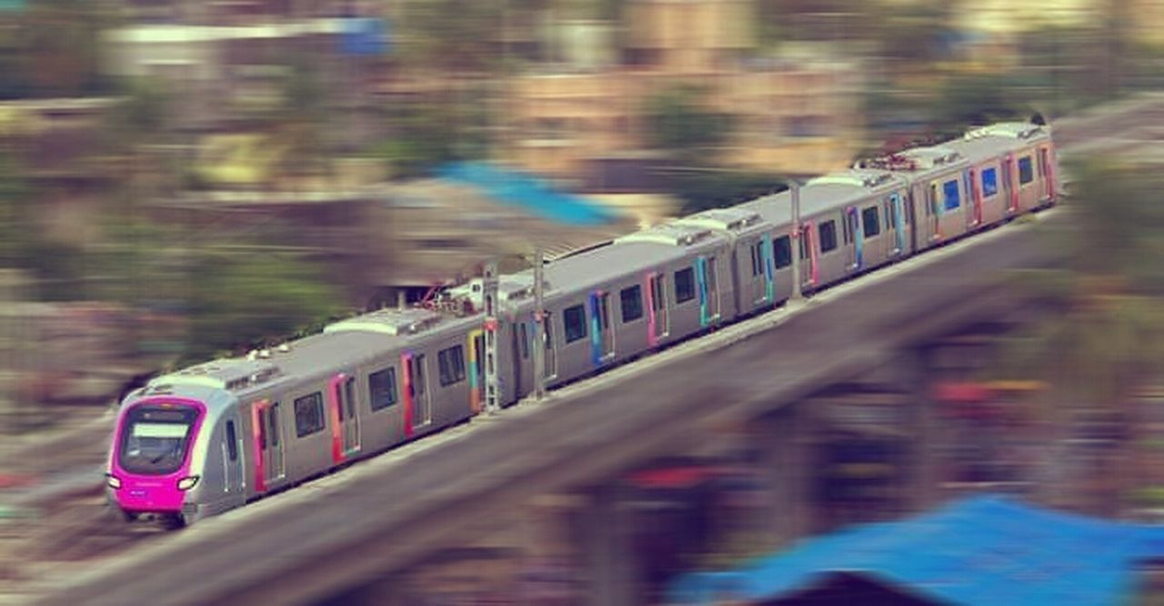 Mumbaimetro Photography In Motion Nexus5 Edit