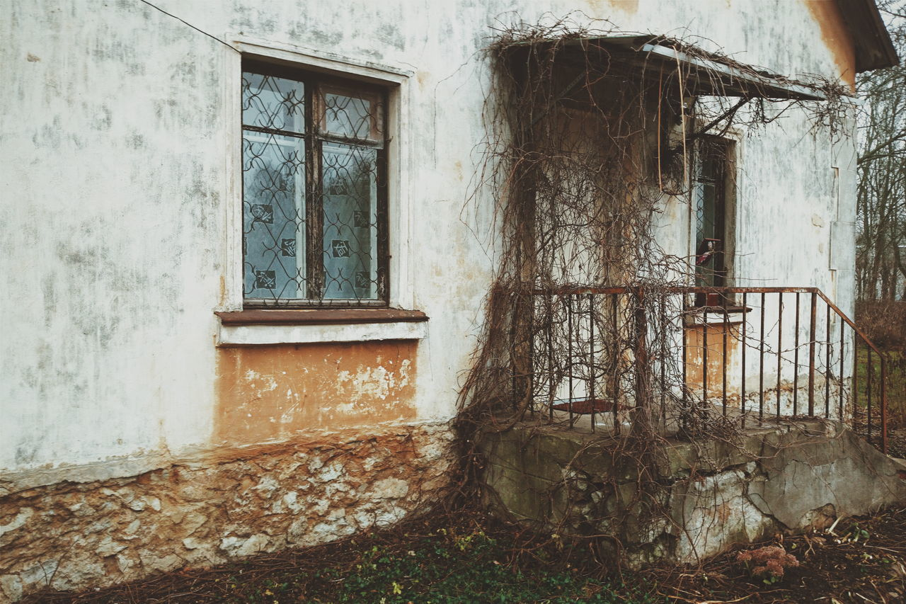 Beautiful stock photos of retro, Abandoned, Architecture, Building, Building Exterior