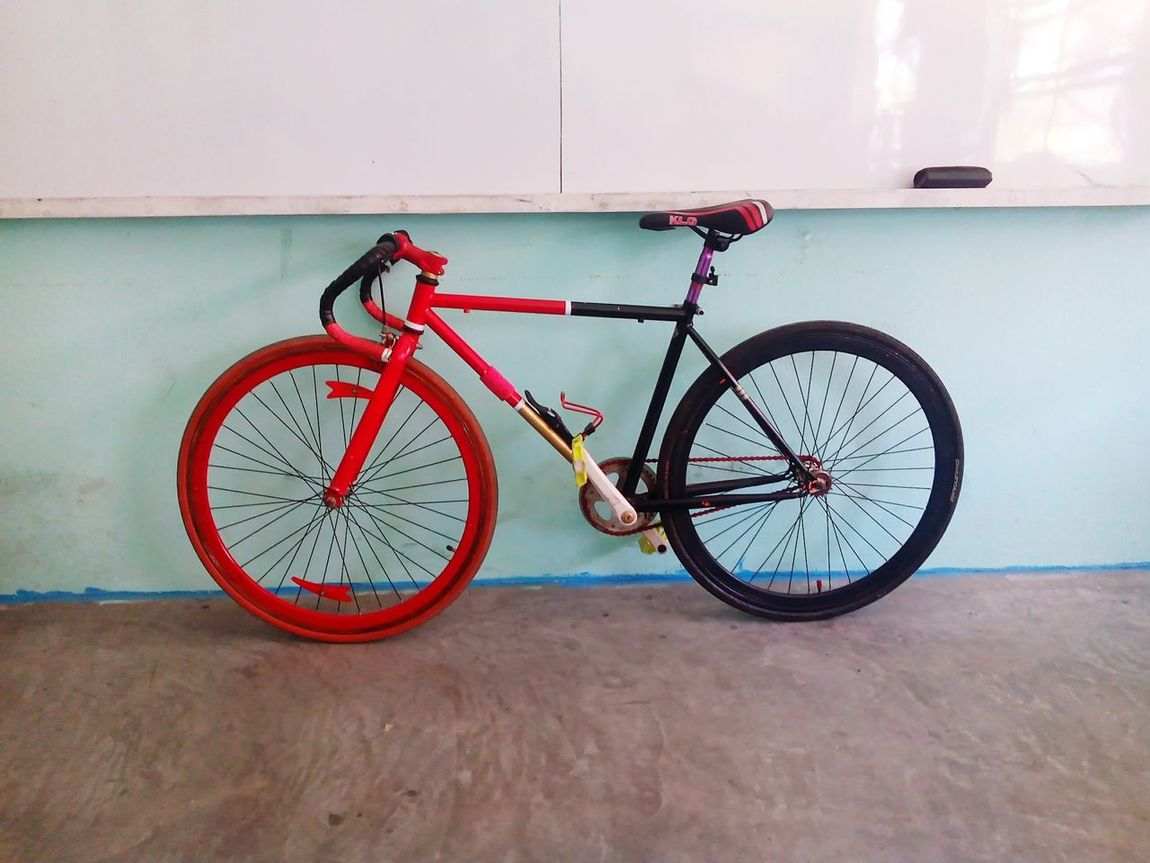 The OO Mission Fixed Gear On Class