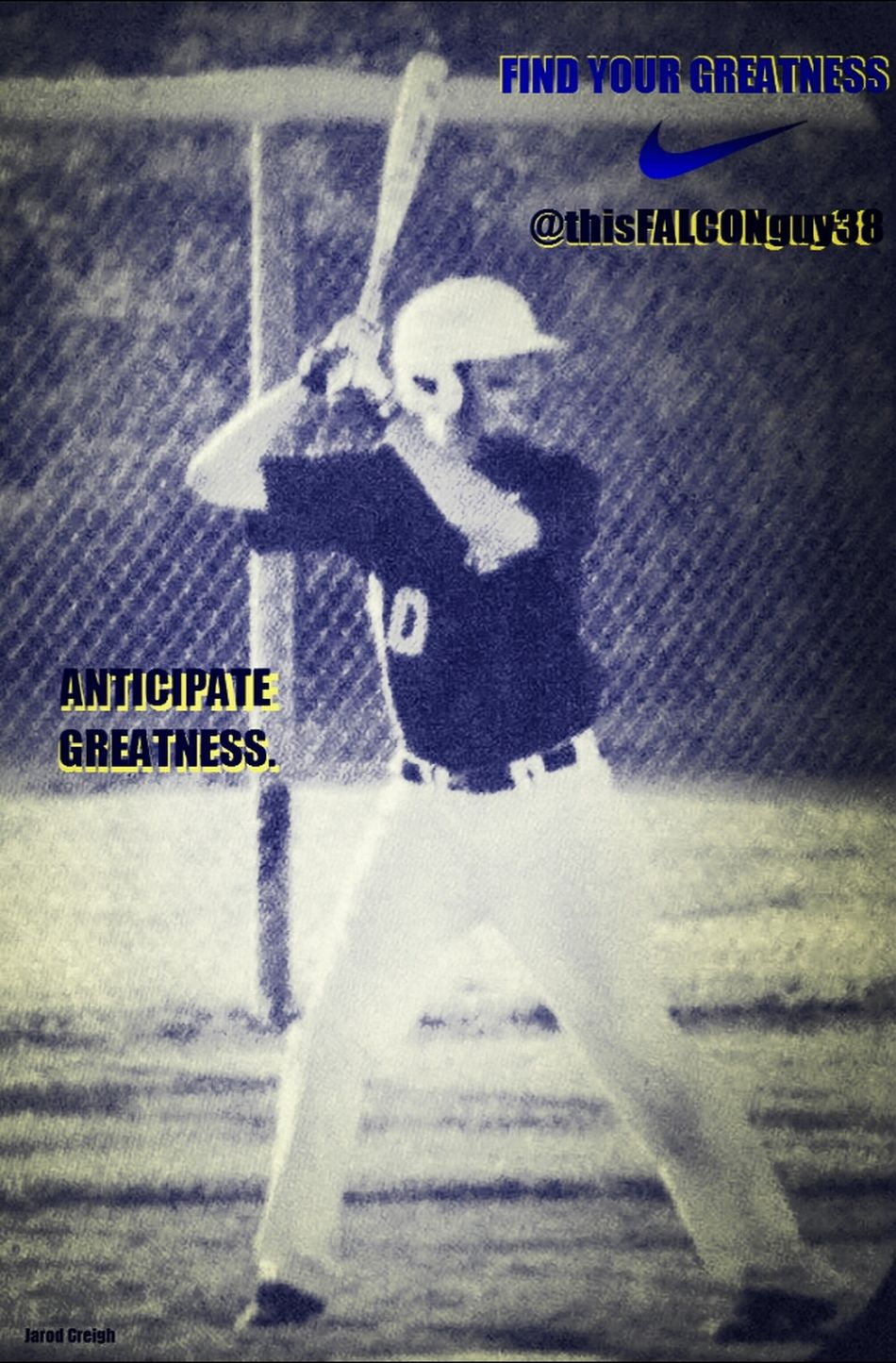 Anticipate Greatness.