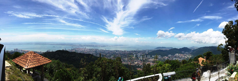 View Of Penang Nature Naturelovers Instadaily Penanghill Penang Ignature