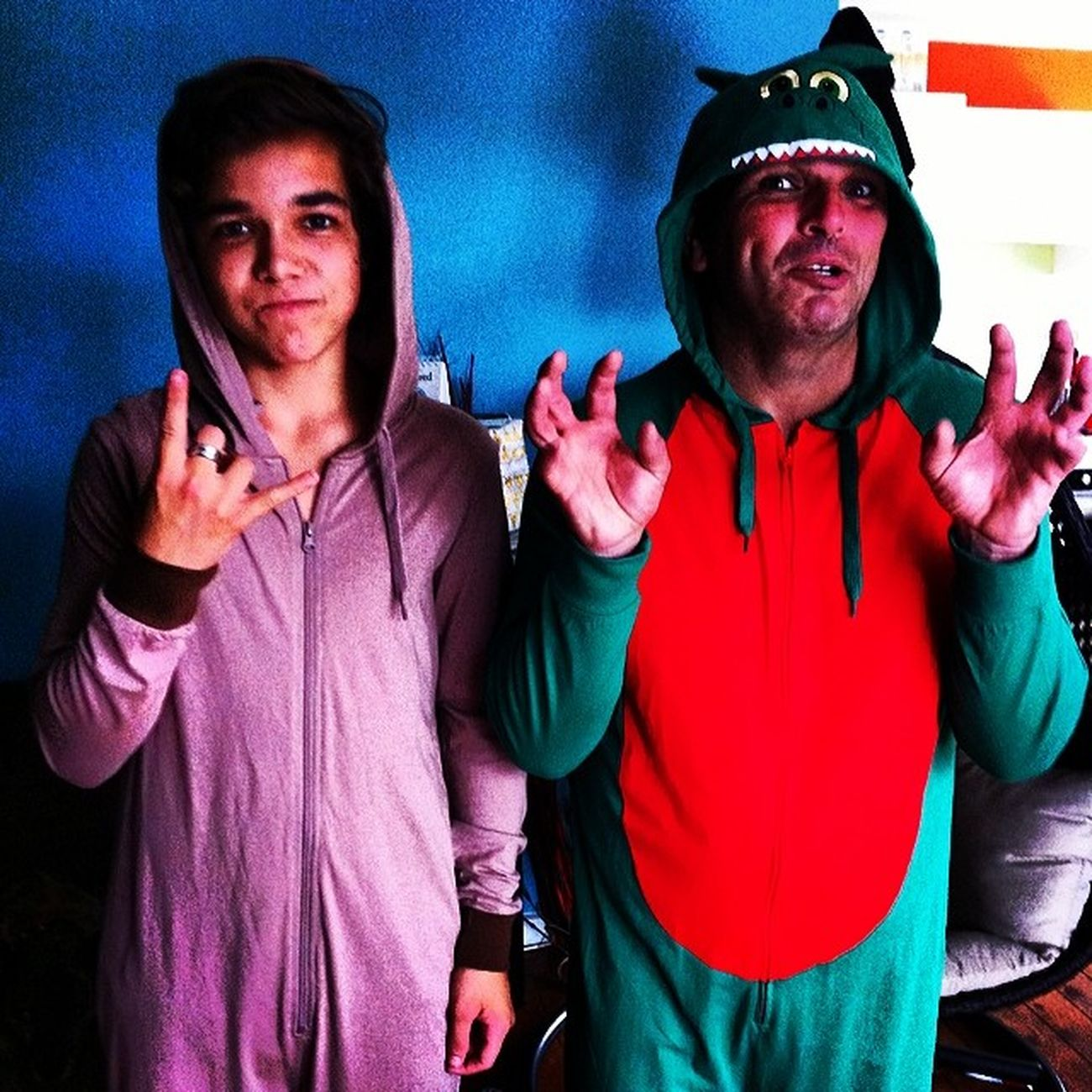 Onesies don't tell them it's on Instagram Instasecret :)