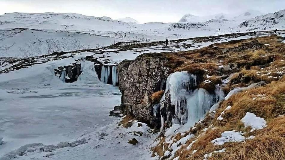 Snow Cold Temperature Nature