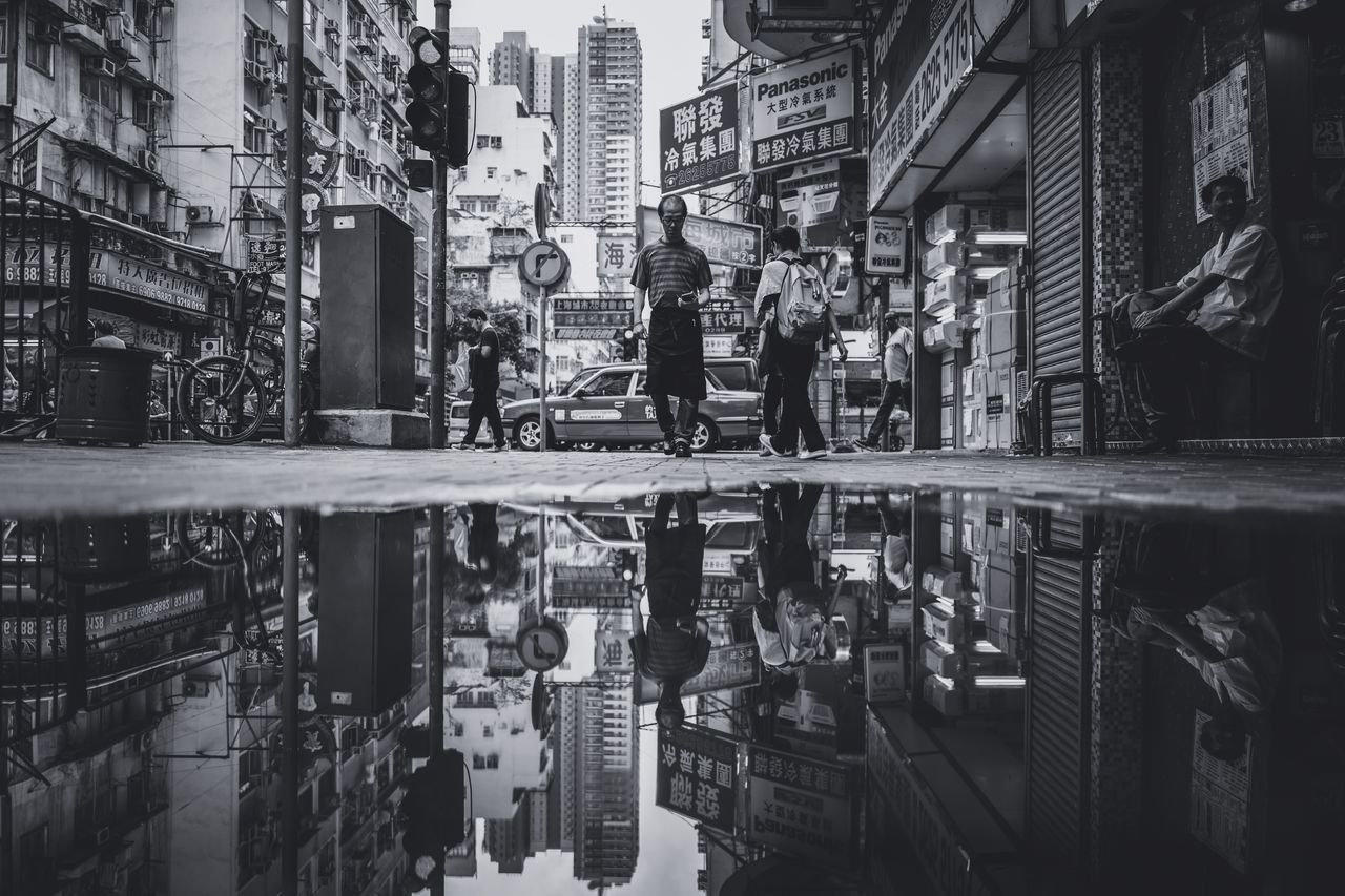 street at YMT HongKong Discoverhongkong Leicaq Beautiful Reflection Our Best Pics Traveling EyeEm Best Shots Hello World From My Point Of View EyeEm Best Edits Cityscapes Walking Around EyeEm Gallery EyeEm Masterclass 香港 Cinema In Your Life Everybodystreet Up Close Street Photography Shadows & Lights Life Behind The City The Street Photographer - 2016 EyeEm Awards The Architect - 2016 EyeEm Awards Blackandwhite Market Reviewers' Top Picks
