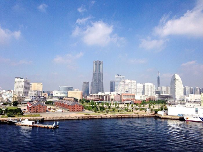 Cityscapes 横浜 みなとみらい21 みなとみらい Yokohama Yokohama-shi 赤レンガ倉庫 ロイヤルパークホテル Minatomirai