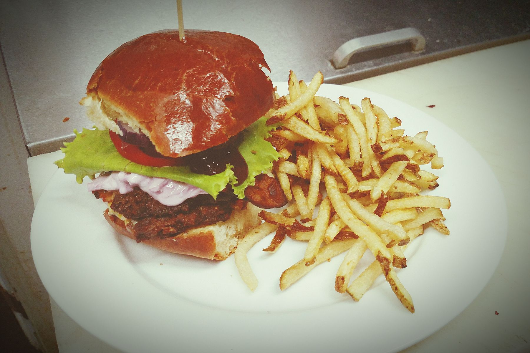 American Burger!!!!
