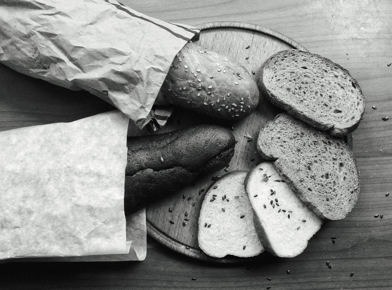 Kitchen Art Bread Freshness Fresh Bread Linseed Nutrition Healthy Food Backenmachtglücklich Backery Tasty Food Glutenfree