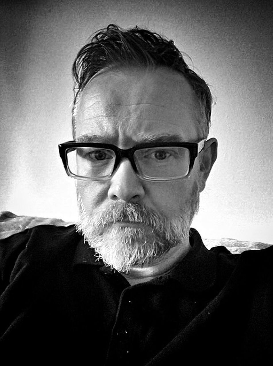 Grumpy selfie TheMinimals (less Edit Juxt Photography) Taking Photos Bw_collection EyeEm Best Shots Monochrome Eye4black&white  EyeEm Best Shots - Black + White Black And White EyeEm Best Selfie's  Gay