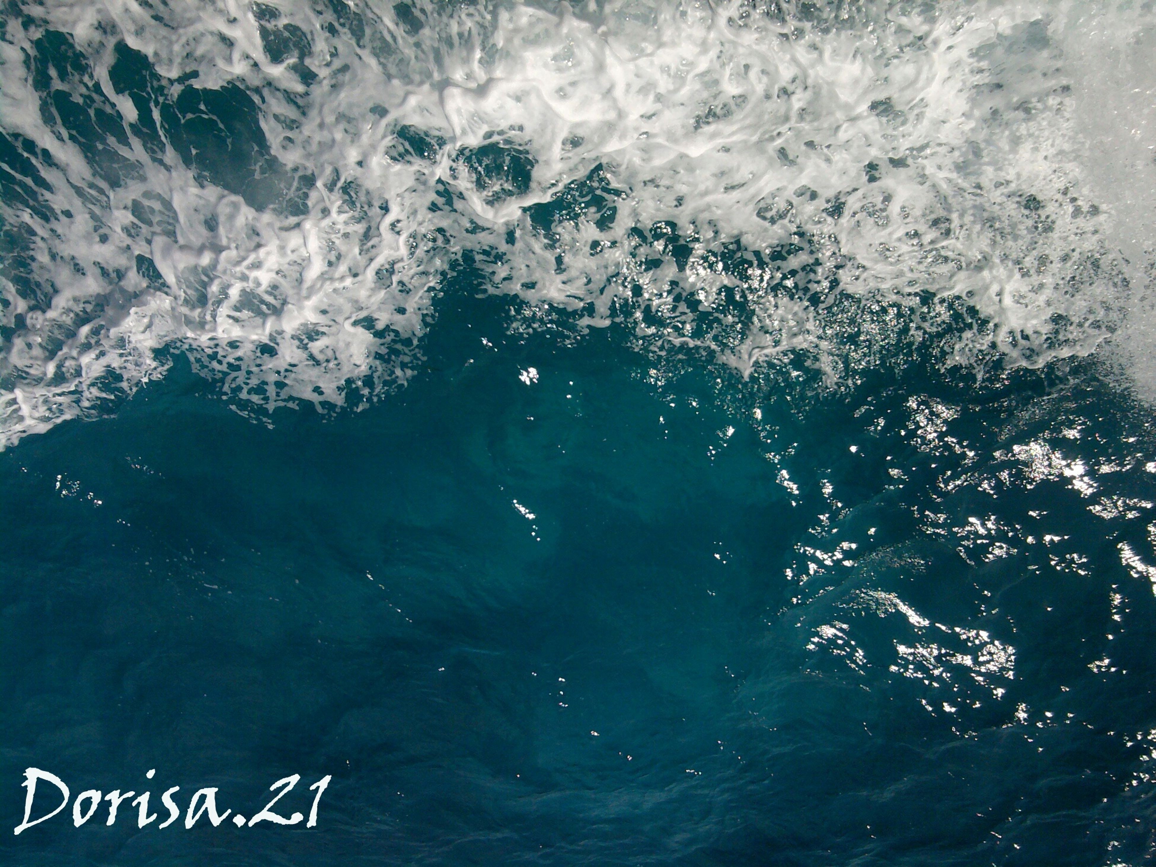 water, waterfront, sea, high angle view, nature, motion, rippled, surf, beauty in nature, splashing, outdoors, day, wave, tranquility, no people, full frame, scenics, backgrounds, reflection, river