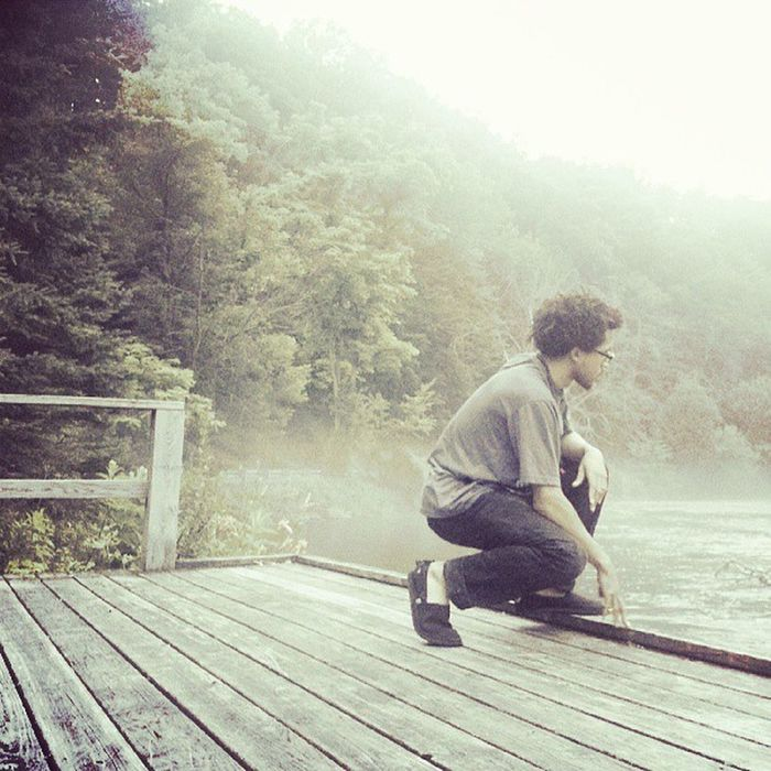 At my peaceful spot steps away from SeudenaArts . Nature Natrualhair  KAMAHOADISA zen connection