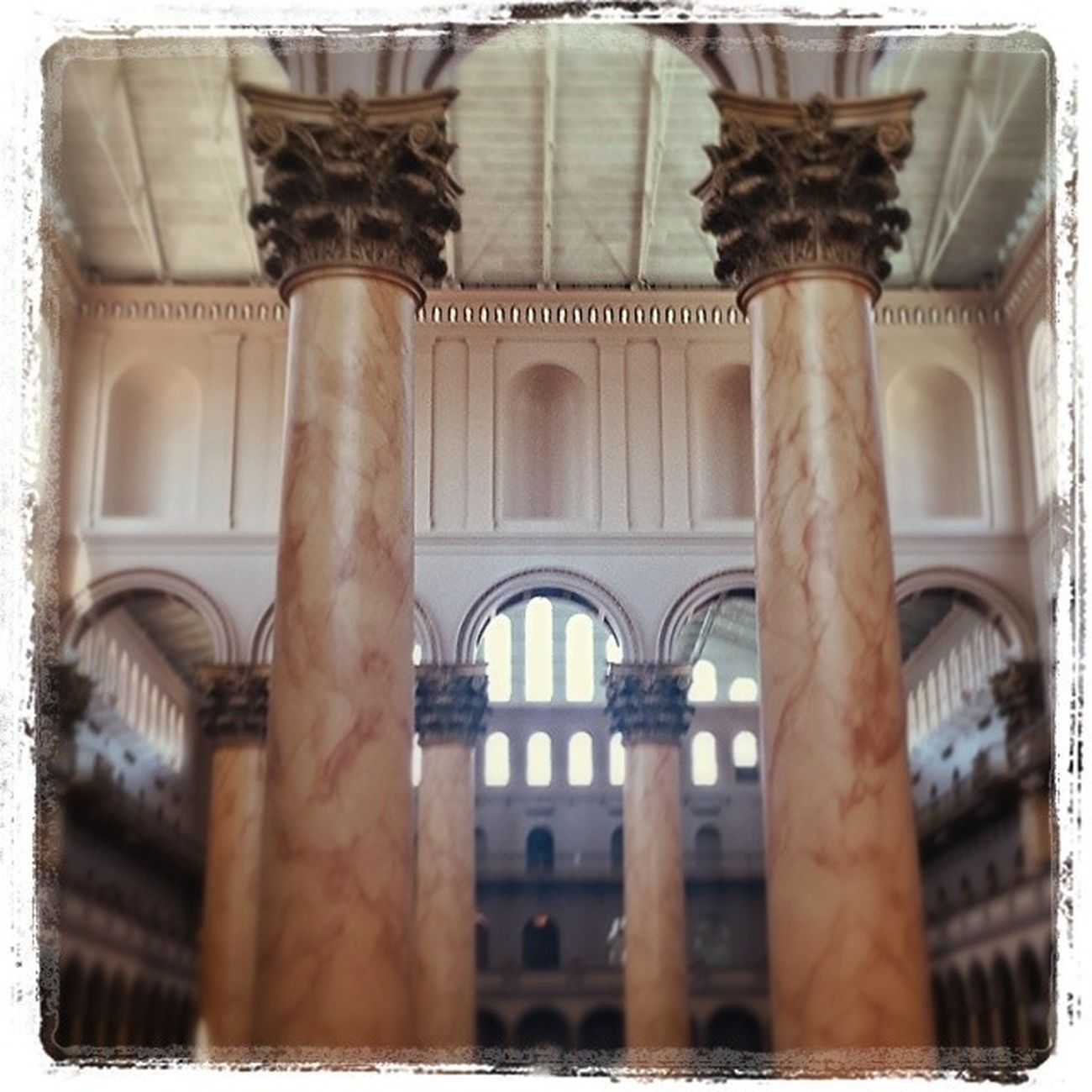 Nationalbuildingmuseum DC Museum GreatHall washingtondc