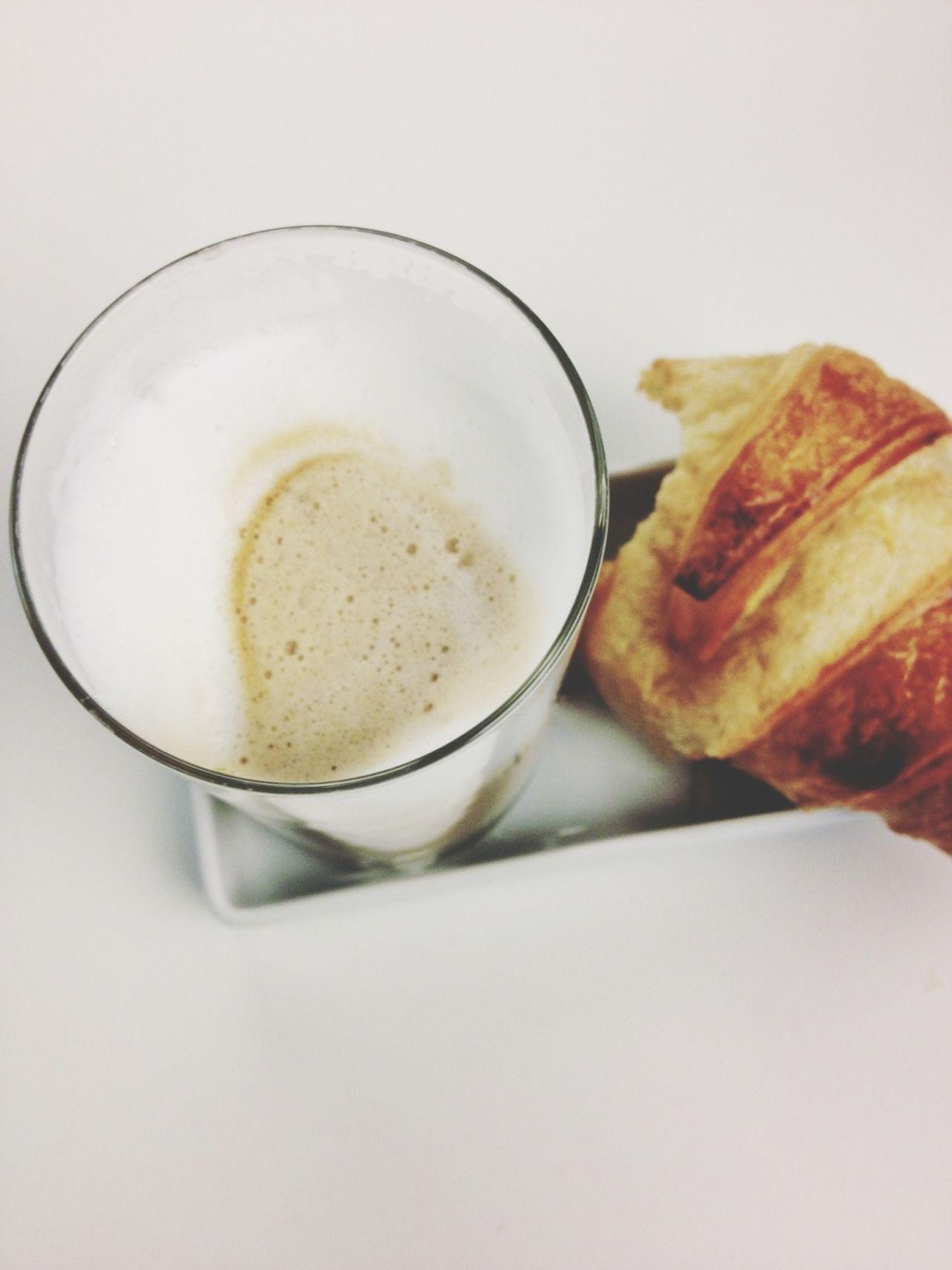 Beautiful stock photos of breakfast, Baked, Breakfast, Coffee, Croissant